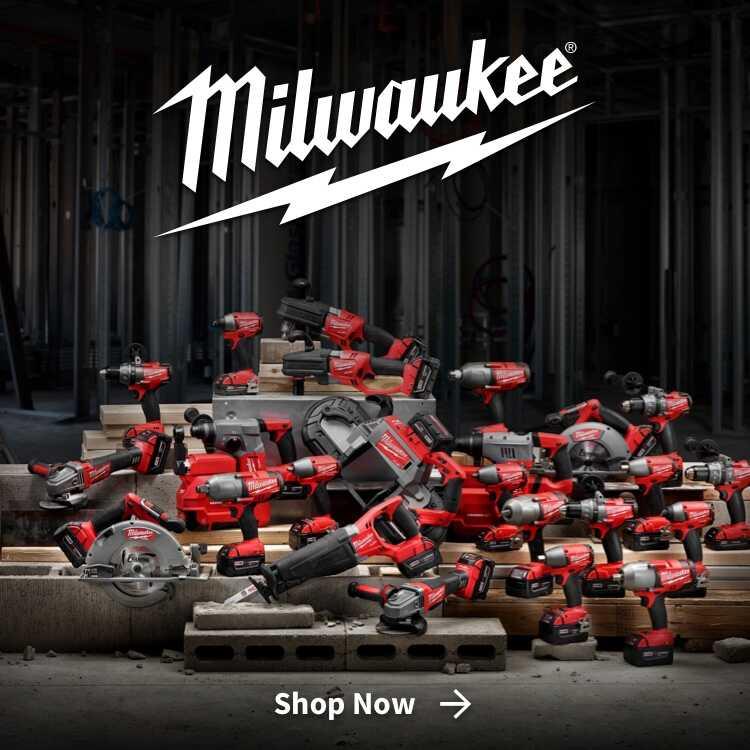Shop Milwaukee power tools from Scott's Building Center