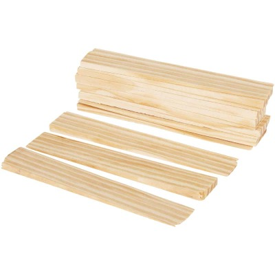 Nelson Wood Shims 8 In. L Wood Shim (12-Count)