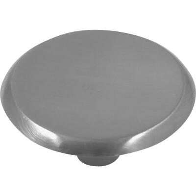 Laurey 1-1/2 In. Satin Nickel Modern Standards Knob