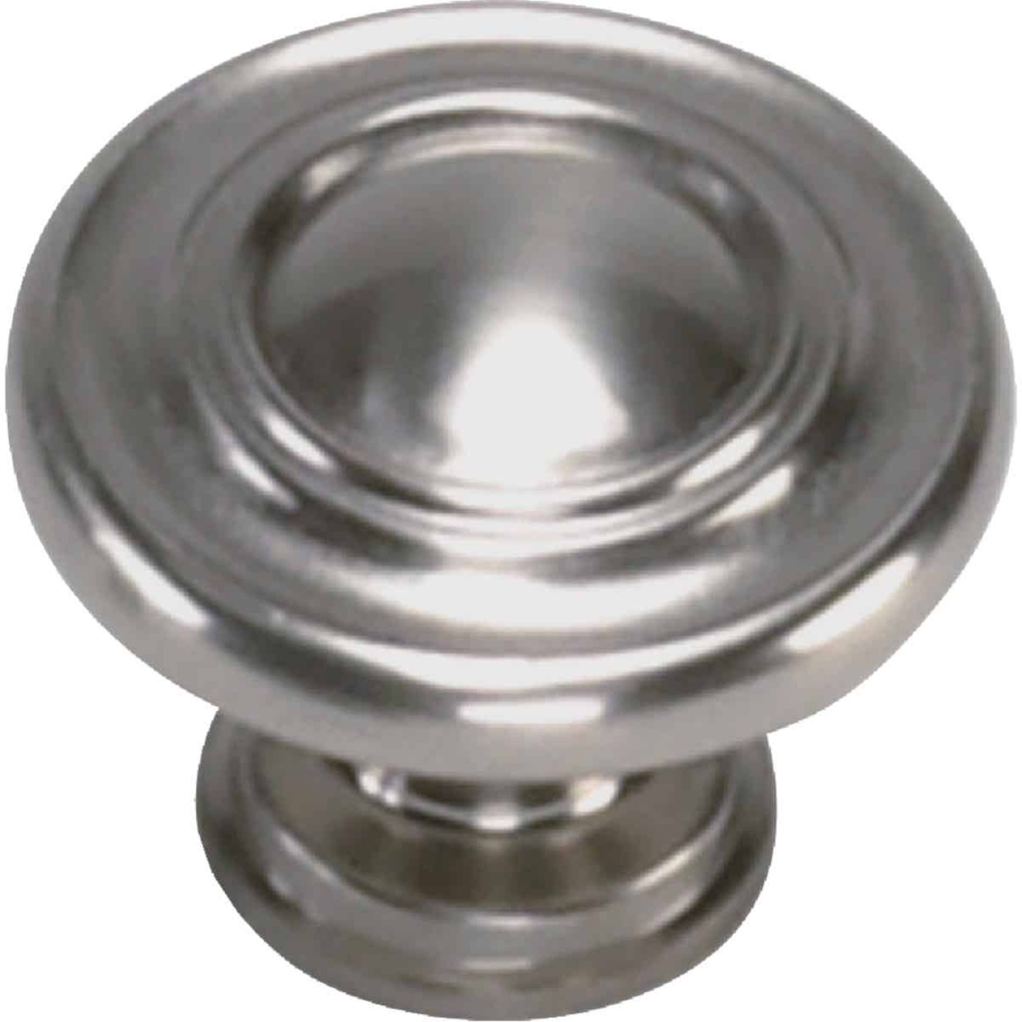 Laurey Nantucket Satin Pewter 1-3/8 In. Cabinet Knob Image 1