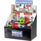 Wenko Multi-Stop 4 In. Window/Door Stop Image 1