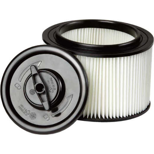 Channellock Cartridge Heavy-Duty Floor Vac or Jobsite Vacuum Filter