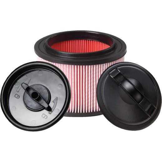 Channellock Cartridge Fine Dust 4 Gal. Vacuum Filter