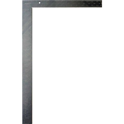Johnson Level 16 In. x 24 In. Aluminum Carpenter's Square with Tables