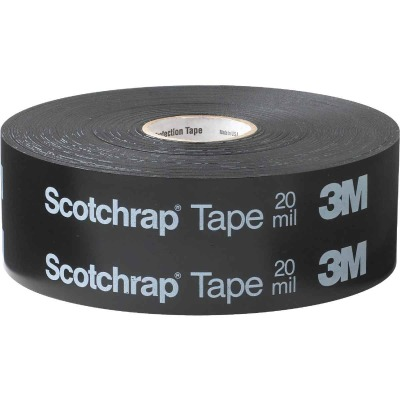 3M Scotchrap 4 In. W. X 100 Ft. L. x 10 Mil. Thick PVC Pipe Wrap