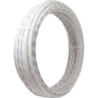 SharkBite 3/8 In. x 100 Ft. White PEX Pipe Type B Coil
