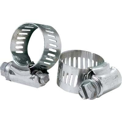 Ideal 2-1/2 In. - 3-1/2 In. 67 All Stainless Steel Hose Clamp
