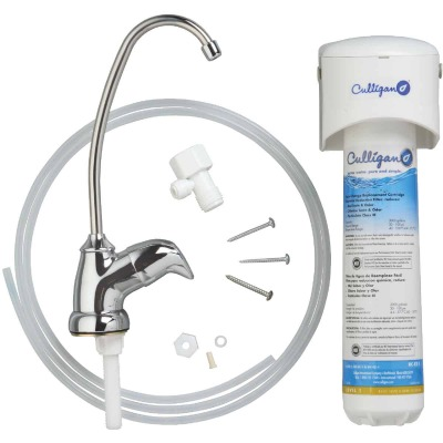 Culligan Easy-Change Under Sink Drinking Water System Level 1 Filter