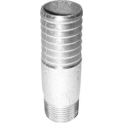 Merrill 1 In. Insert x 3/4 In. MIP Reducing Galvanized Steel Adapter