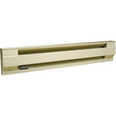 Cadet 60 In. 1250-Watt 240-Volt Electric Baseboard Heater, Almond