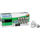 Philips 50W Equivalent Clear Medium Base PAR20 Halogen Floodlight Light Bulb (4-Pack) Image 1