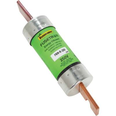 Bussmann 200A FRN-R Cartridge Heavy-Duty Time Delay Cartridge Fuse