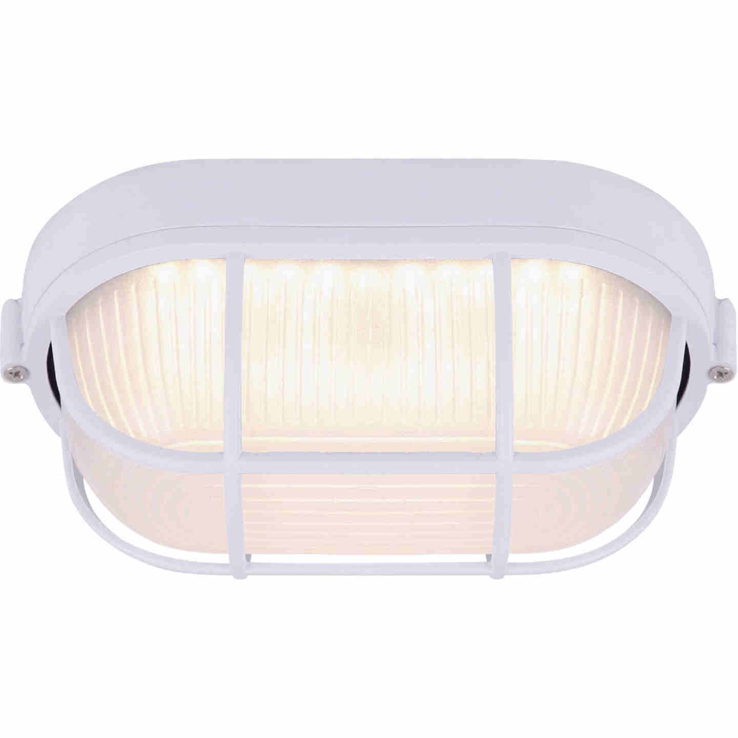 Home Impressions White LED Outdoor Light Image 1