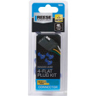 Reese Towpower 4-Flat 48 In. Vehicle Side Connector Image 2