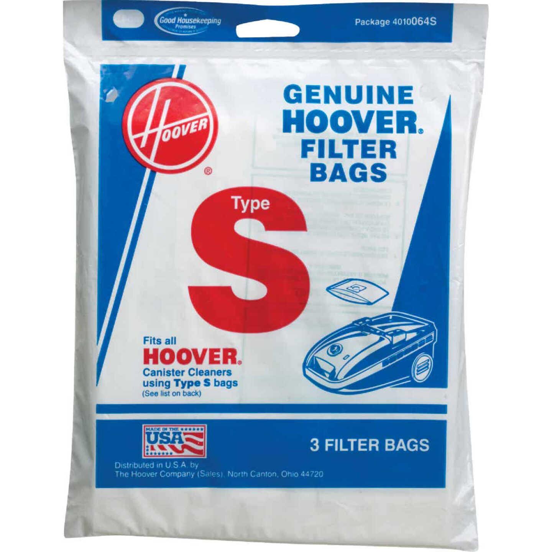 Hoover Type S Standard Vacuum Bag (3-Pack) Image 1