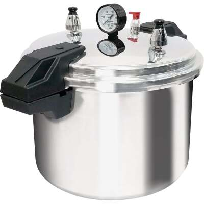 Gourmet Trends 16 Qt. Pressure Canner & Cooker