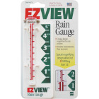 EZView 5 In. Glass Rain Gauge Image 1