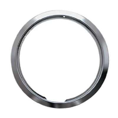 """Range Kleen Style E 6"""" Chrome Trim Ring"""