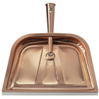 Range Kleen 7-7/8 In. Copper Dust Pan Image 1