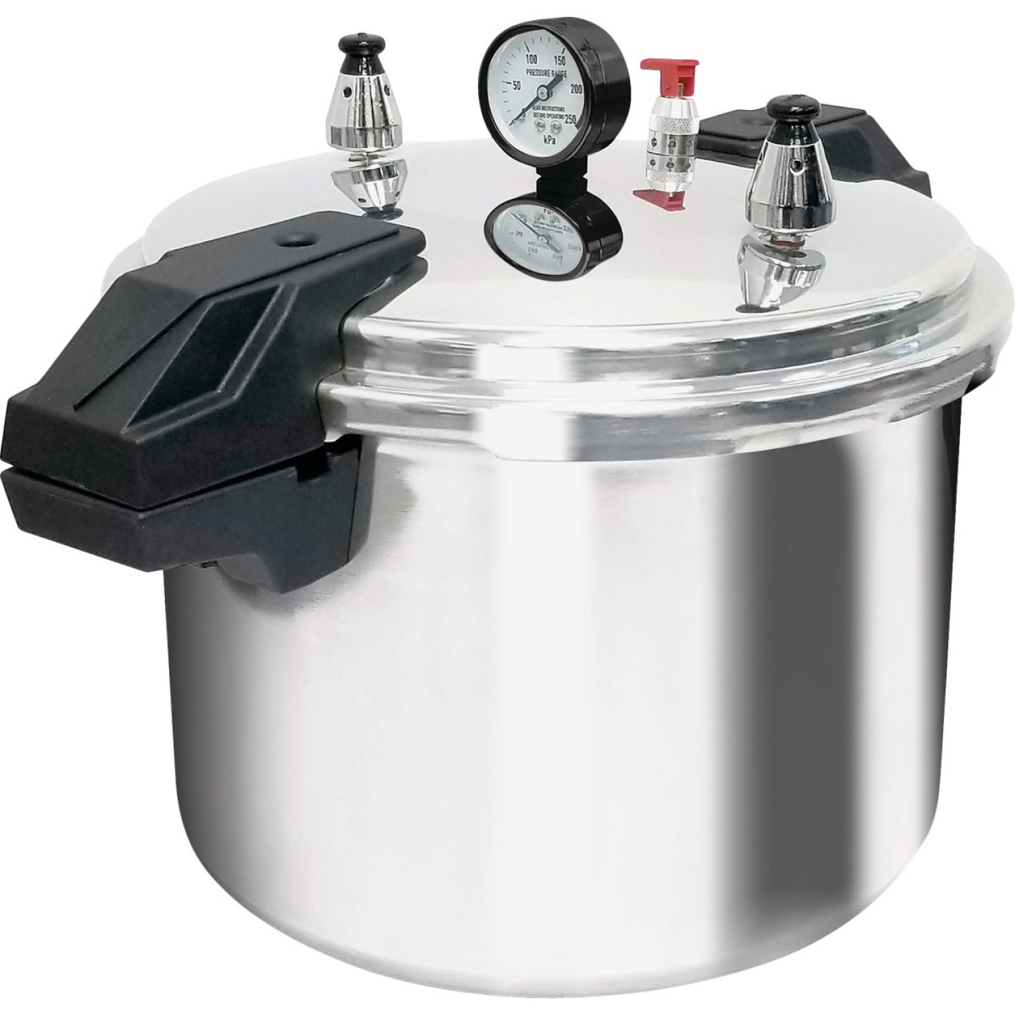 Gourmet Trends 23 Qt. Pressure Canner & Cooker Image 1