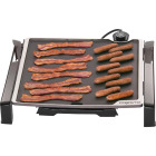 Presto Cool Touch Tilt'nDrain Electric Griddle Image 2