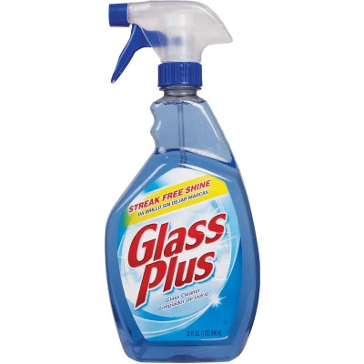 Glass Plus 32 Oz. Glass & Surface Cleaner
