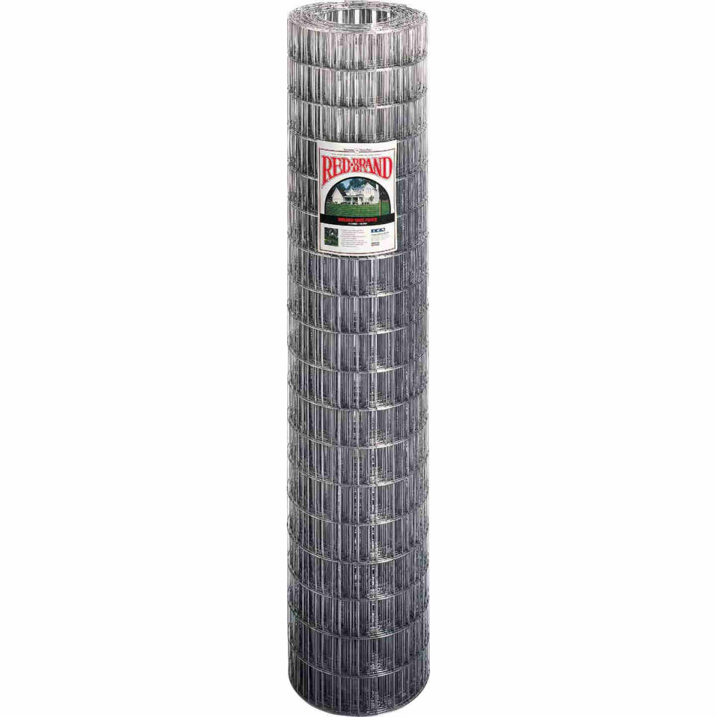 Keystone Red Brand 60 In. H. x 100 Ft. L. (2x4) Welded Wire Utility Fence Image 1
