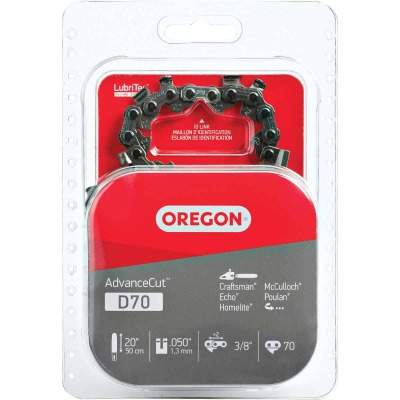 Oregon AdvanceCut D70 20 In. Chainsaw Chain