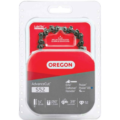 Oregon AdvanceCut S52 14 In. Chainsaw Chain