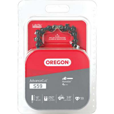Oregon AdvanceCut S59 16 In. Chainsaw Chain