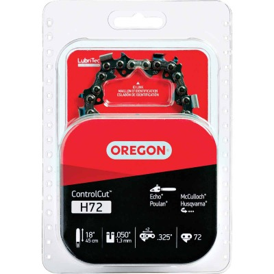 Oregon ControlCut H72 18 In. Chainsaw Chain
