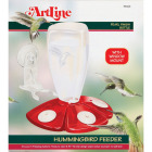 Audubon 12 Oz Plastic Window Mount Hummingbird Feeder Image 3