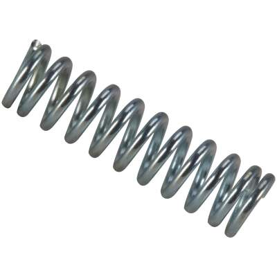 Century Spring 1 In. x 9/16 In. Compression Spring (2 Count)