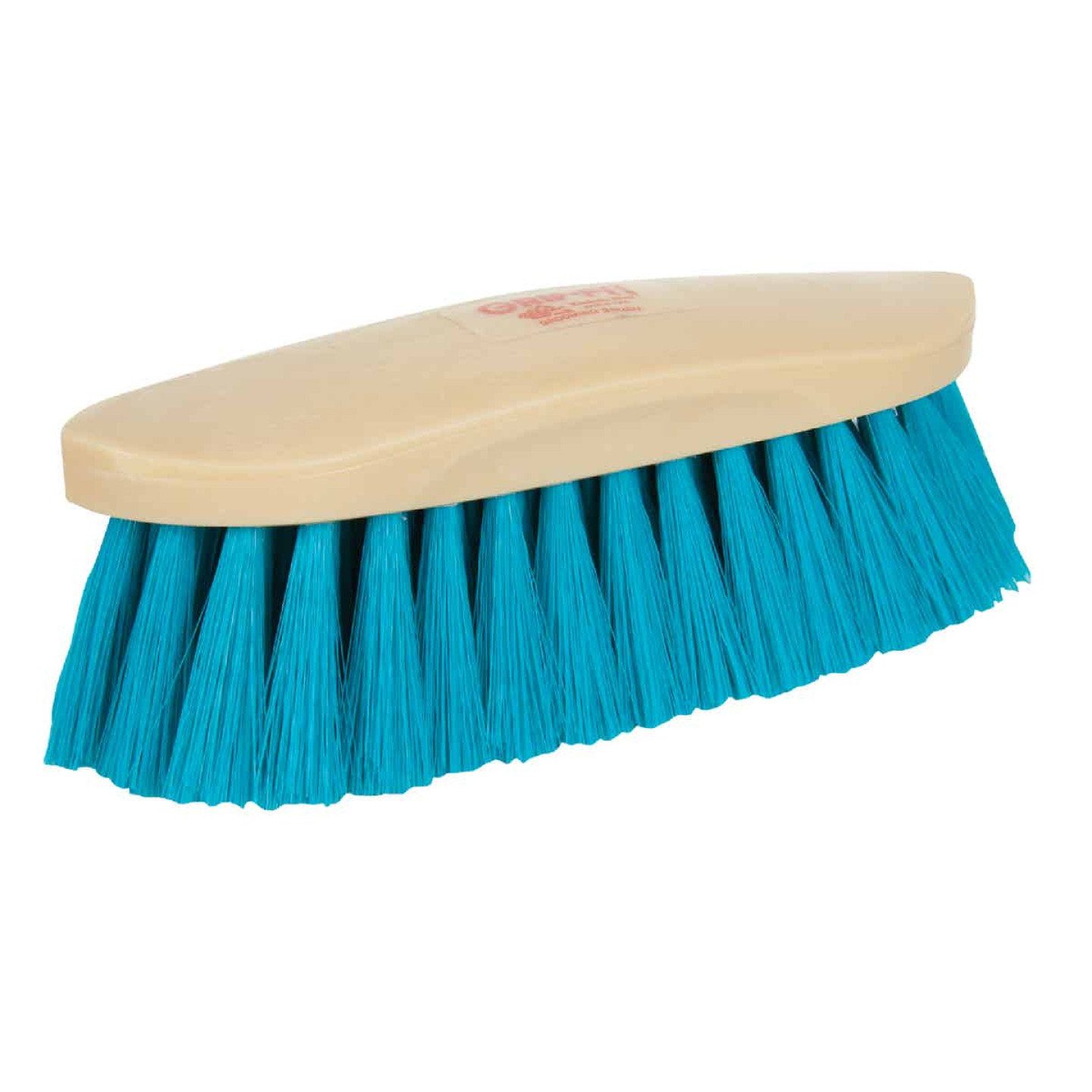 Decker Synthetic Bristles 2 In. Trim Size Grip-Fit Soft Grooming Brush Image 1