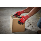 Milwaukee Men's XL Nitrile Coated Cut Level 1 Work Glove Image 2