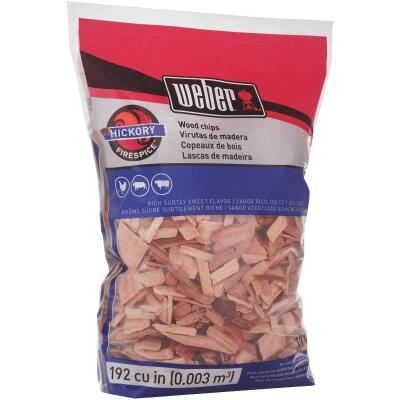 Weber FireSpice 2 Lb. Hickory Smoking Chips