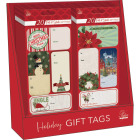 Paper Images Assorted Christmas Gift Tags (20-Pack) Image 1