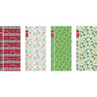 Paper Images Contemporary 40 In. Christmas Gift Wrapping Paper Image 1