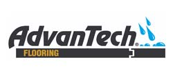 Black and yellow Advantech logo